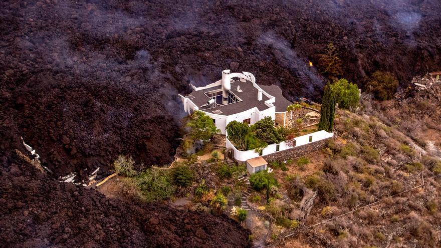 ¿Cómo afecta la colada de lava al ecosistema marino de La Palma?