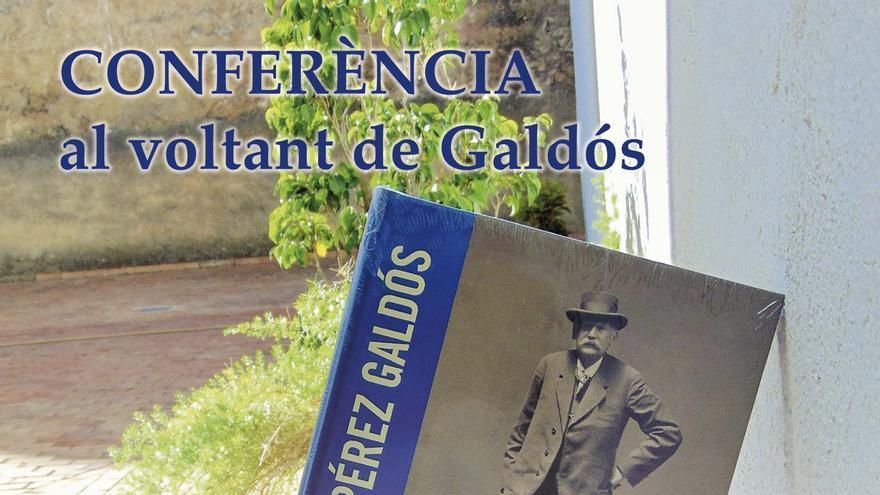 Conferencia sobre Pérez Galdós