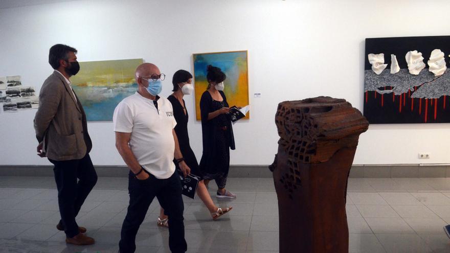 La Rivas Briones expone el arte de lo invisible
