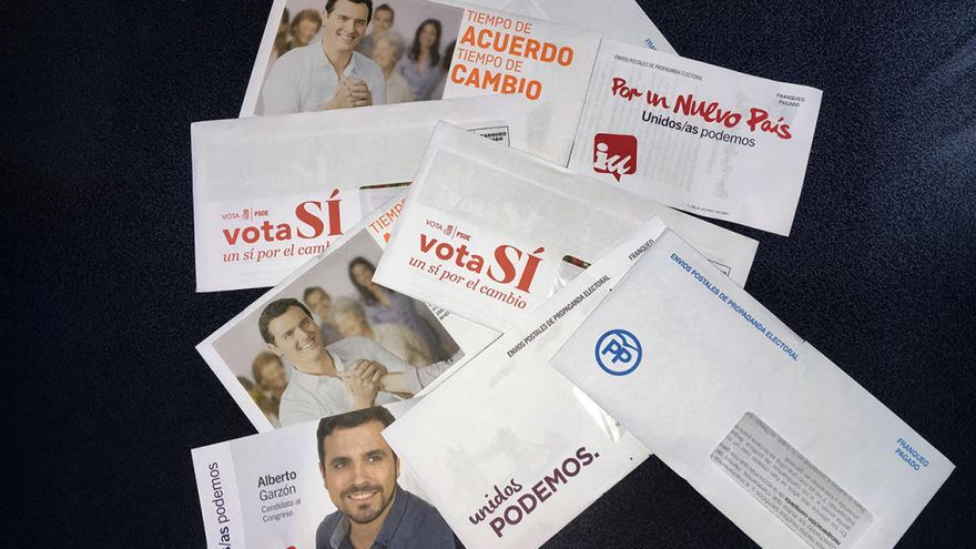 Guía para librarse del spam político en las elecciones