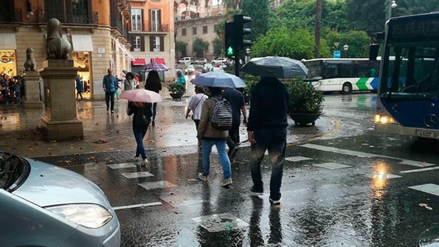La ola de frío siberiano azotará Mallorca durante 24 horas