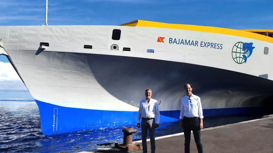 Baleària crece un 25% en su línea con Canarias a pesar de la pandemia
