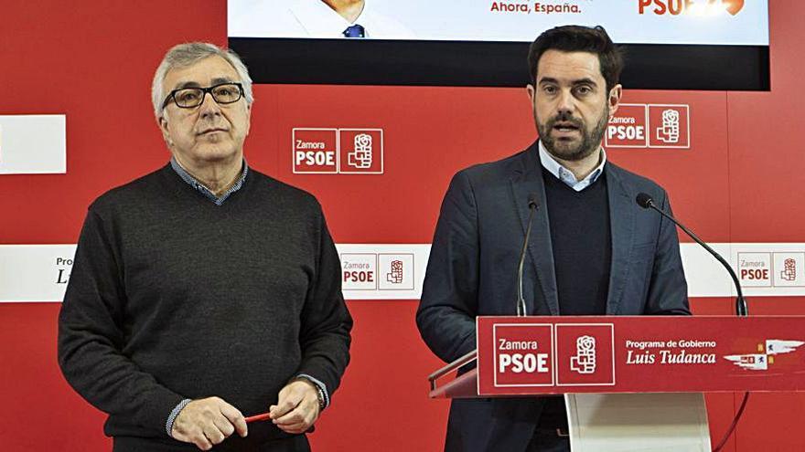 El PSOE de Zamora confía en una partida del Gobierno para Monte la Reina