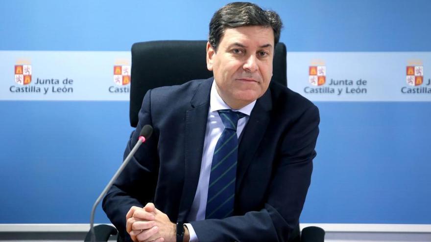 Castilla y León: Carriedo se felicita del aumento del 483 por ciento en el volumen de obra pública licitada por la Junta en 2019