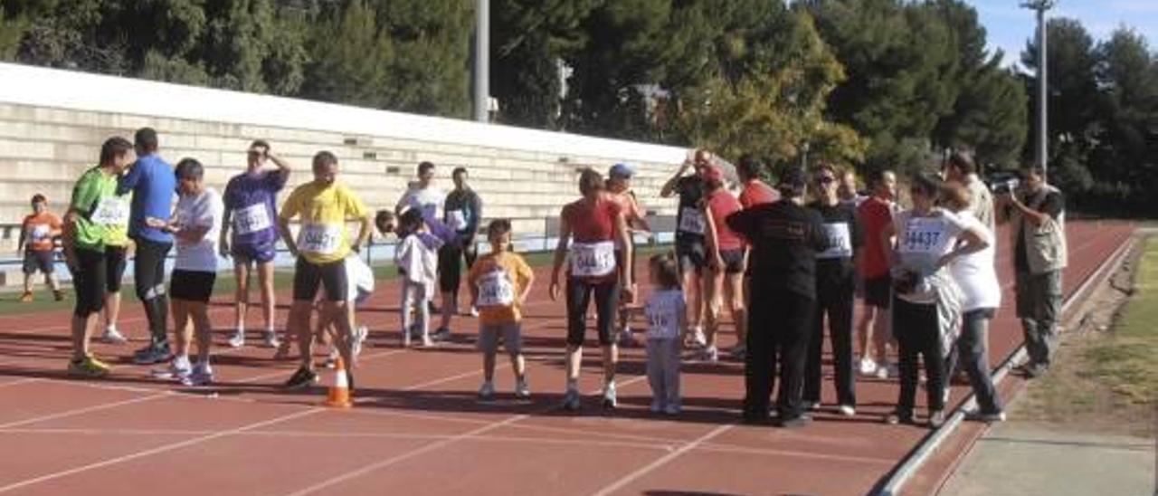 Gandia se suma a la marcha solidaria «Run For Parkinson» del domingo 29