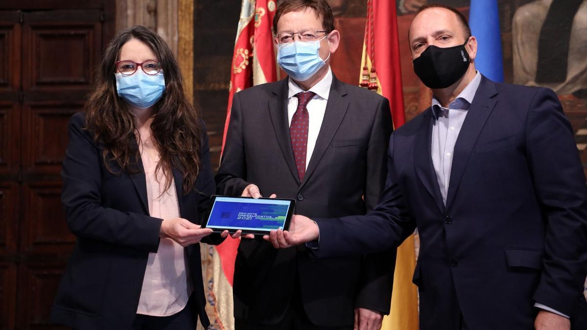 Presupuestos de la Comunidad Valenciana para 2021
