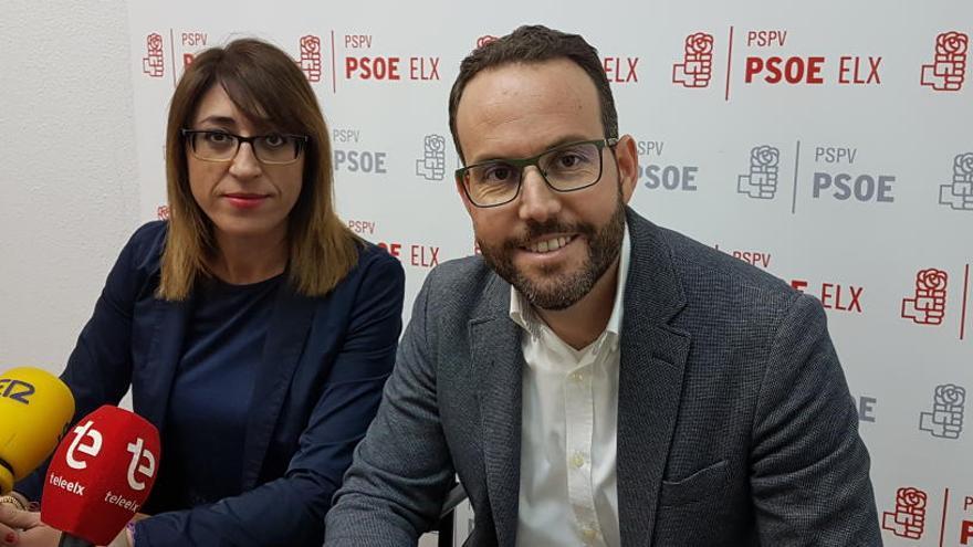 """El PSOE afirma estar ante """"el peor PP"""" tras la querella contra Soler y Buyolo"""