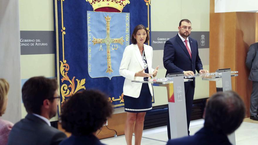 La Ministra de Industria se reúne con los jefes de Alcoa y no habla de Avilés