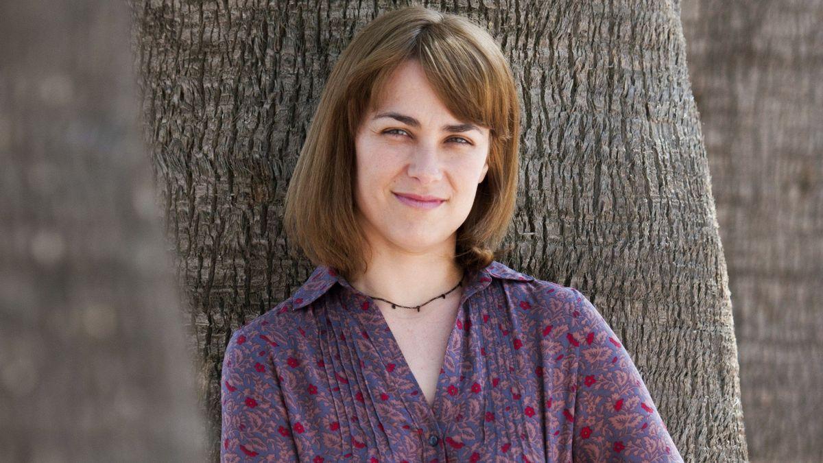 La escritora Sara Mesa.