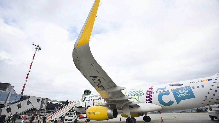 Turismo acepta la petición de Vueling y propone resolver el contrato sin penalización