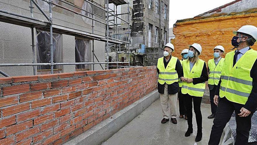 Las 93 plazas del albergue de peregrinos de O Berbés se podrán usar en el Xacobeo 2021