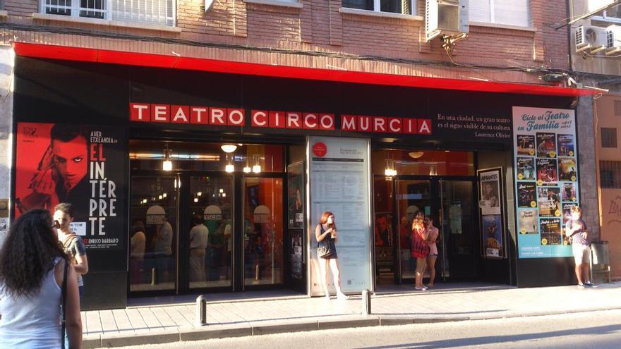 Los teatros de Murcia devolverán las entradas a los afectados por el cierre perimetral