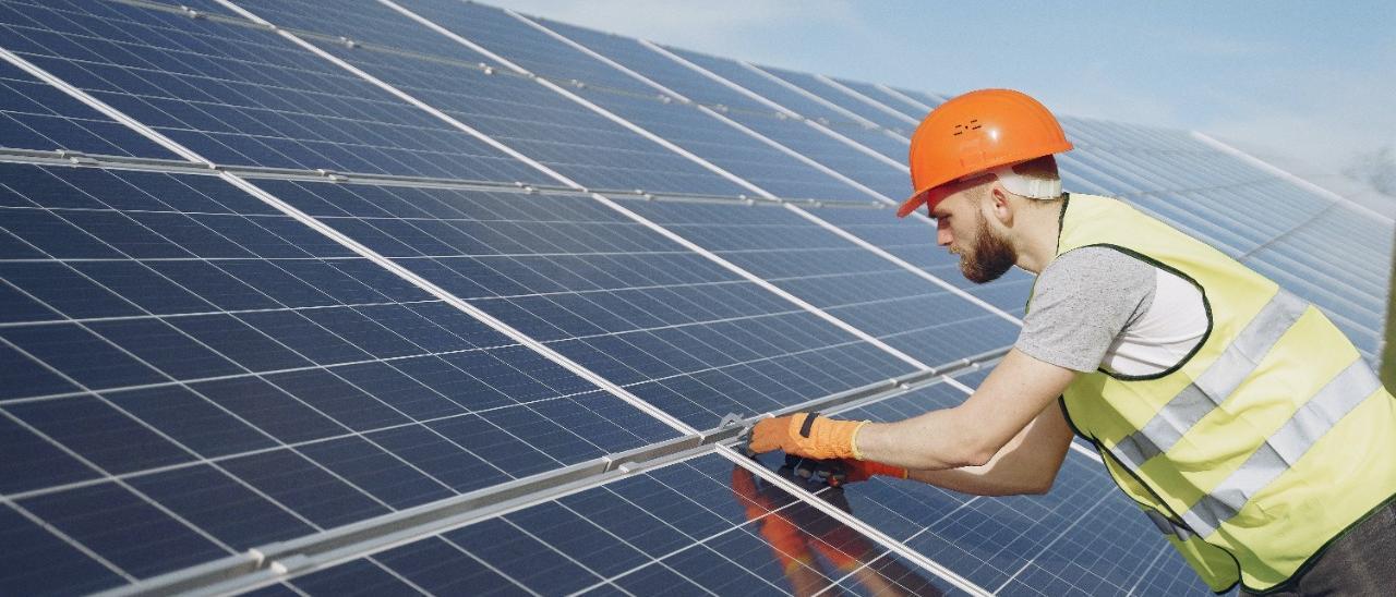 Las peticiones para la instalación de parques solares y plantas de autoconsumo va en auge en los últimos tiempos.