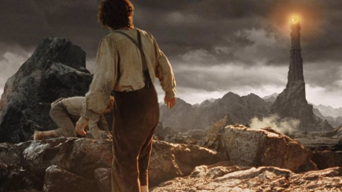 Scene from & # 039; The Lord of the Rings & # 039;