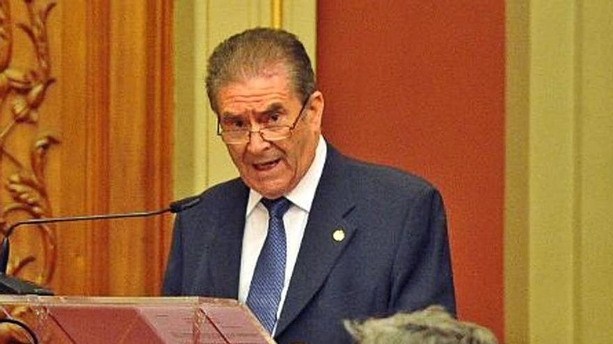 Adiós a Rafael Zurita, defensor de Tenerife e hijo y padre de periodistas