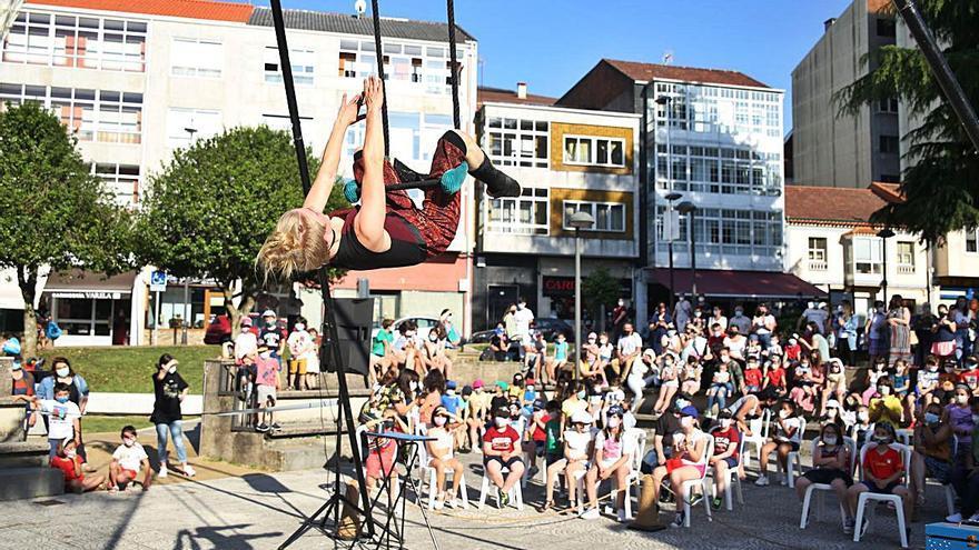 Propuestas culturales en Lalín con el circo y el teatro como protagonistas