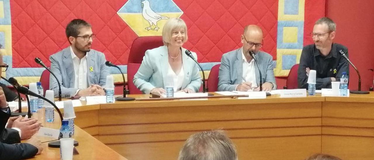 Consol Cantenys seguirà governant Vilafant per a «cohesionar» el municipi