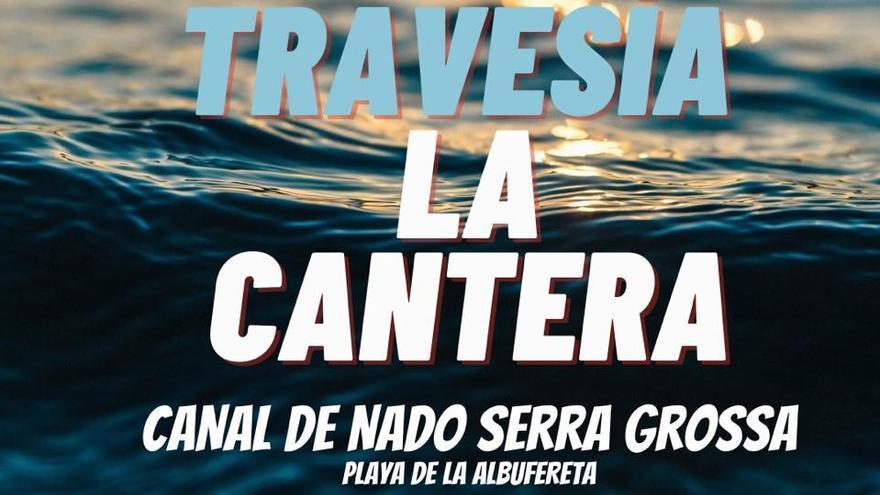 """La Albufereta acoge el domingo la """"IV Travesía La Cantera"""""""