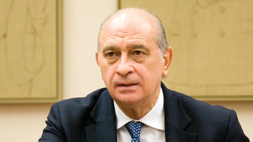 Jorge Fernández Díaz, ingressat a Madrid després de patir un infart