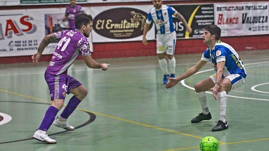 Atlético Benavente busca la sorpresa en El Ejido