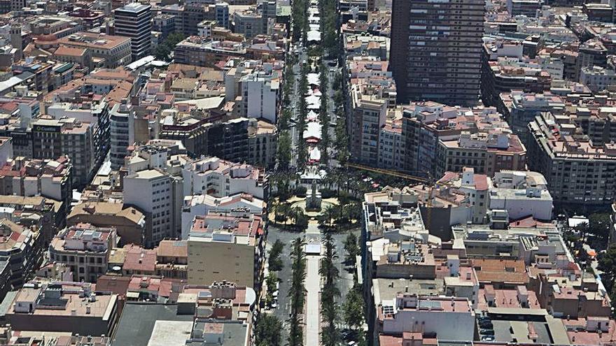 La presencia de covid en las aguas residuales se extiende casi por igual por Alicante