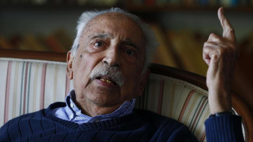 Muere el filósofo Salvador Pániker a los 90 años