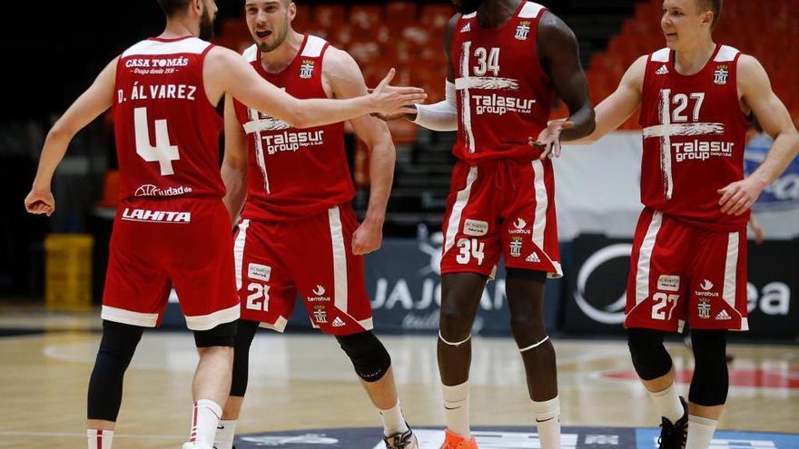 El FC Cartagena Basket, a un paso del ascenso a LEB Plata