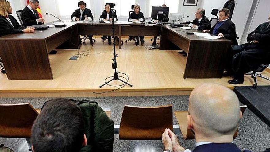 Las acusaciones del caso Sala al TSJ: «Un crimen queda impune si no lo remedian»