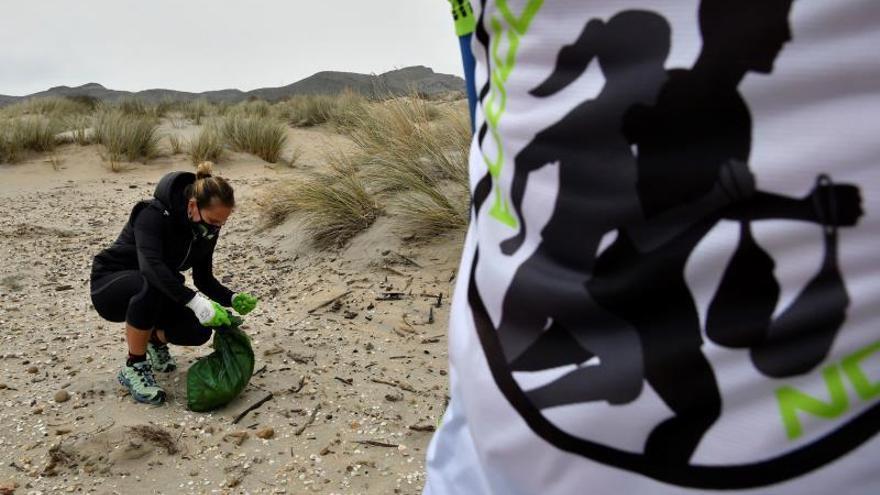 El 'plogging': deporte y cuidado del medio ambiente