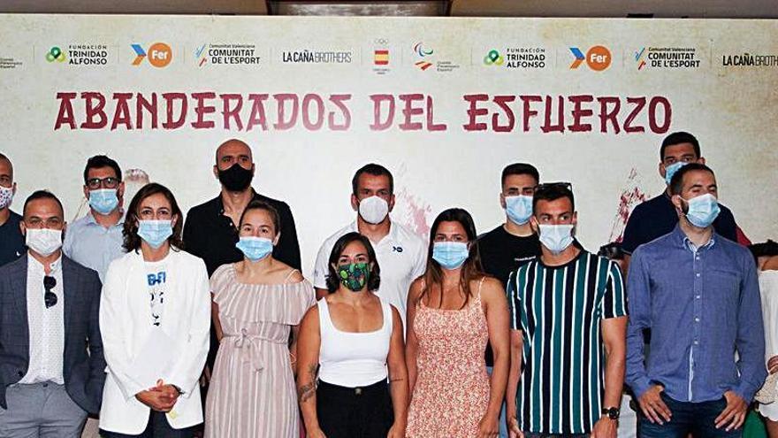 La Fundación Trinidad Alfonso presenta 'Abanderados del Esfuerzo'