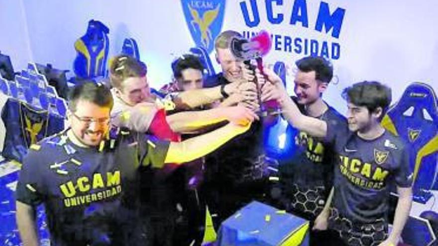 UCAM Esports, campeón de la Superliga de League of Legends