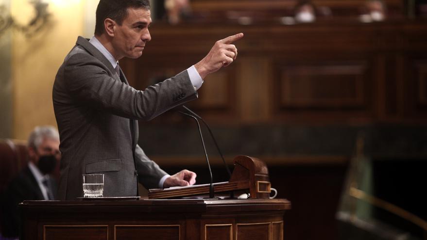 Pedro Sánchez compareix a petició pròpia al Congrés el 30 de juny, previsiblement després dels indults