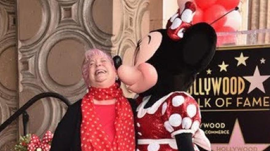 Muere Russi Taylor, la voz de Minnie Mouse