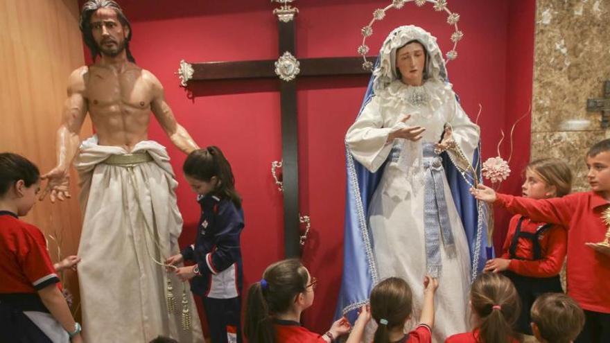 La Virgen más venerada por los Agustinos