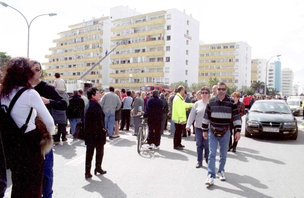 Atemptat d''ETA a Roses el 17 de març del 2001