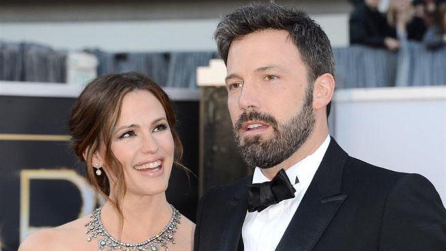 Ben Affleck habla de su separación con Jennifer Garner