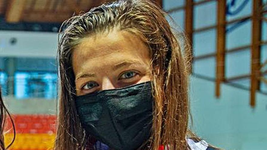 Núria Marquès afegeix la segona plata al botí dels europeus de Funchal