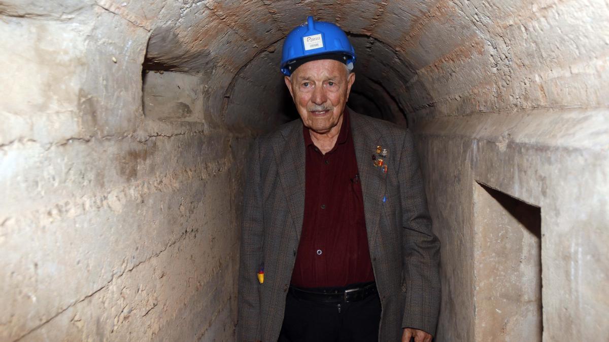 Josep Almudéver Mateu | En memòria de l'últim brigadista
