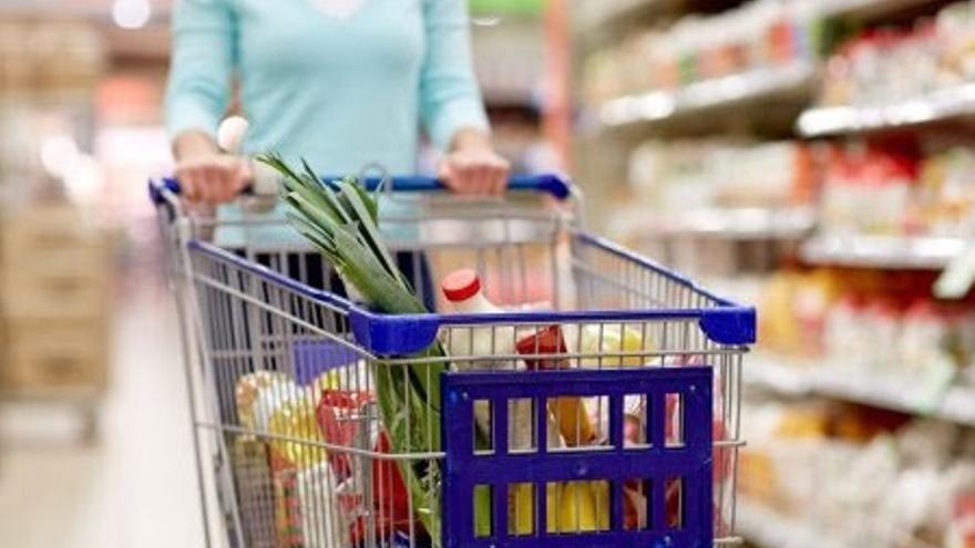 El precio de la luz impacta en la cesta de la compra
