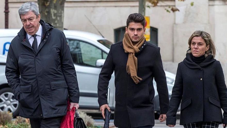 "Caso Arandina: Raúl Calvo ""emocionado"" por la sentencia absolutoria"