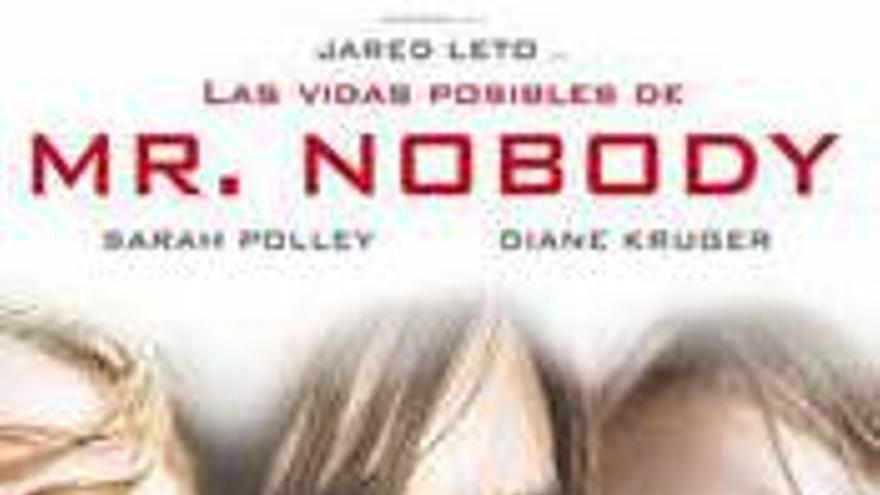 Las vidas posibles de Mr. Nobody