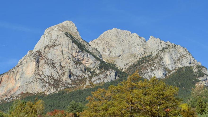 Segon rescat en una via d'escalada del Pedraforca en menys de 24 hores