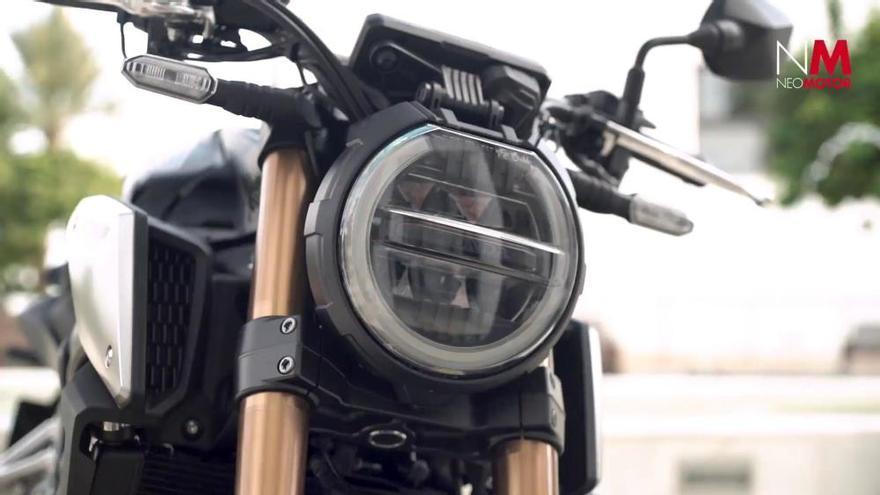 Nueva Honda CB650R: Cordero con piel de lobo