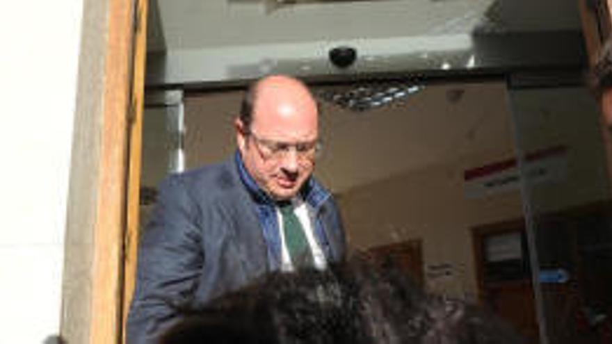 Piden 4 años y medio de cárcel para Pedro Antonio Sánchez por el caso Auditorio