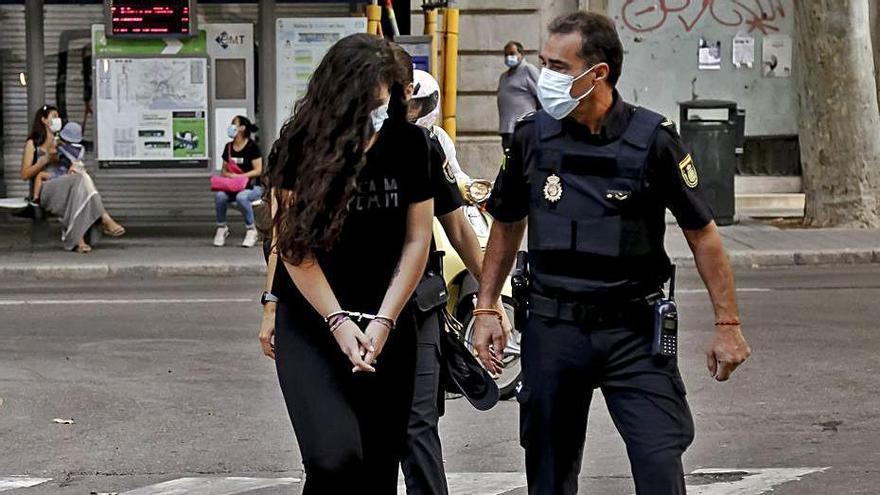 Doce años y medio de cárcel por matar a su novio en Eivissa