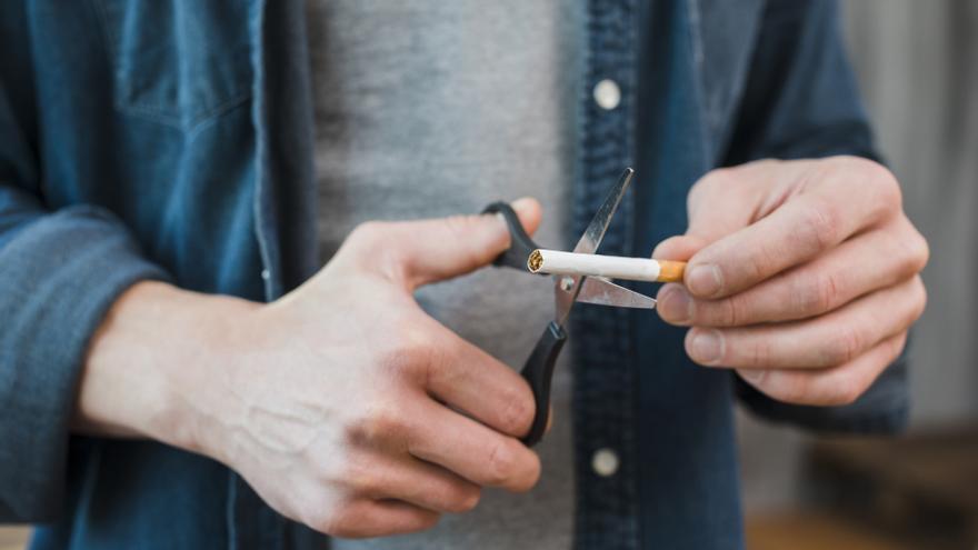 ¿Cuándo se notan en el cuerpo los beneficios de dejar de fumar?