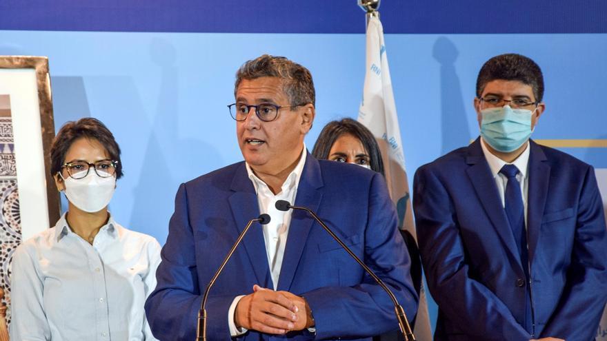 Mohamed VI encarga al liberal Aziz Ajanuch la formación de gobierno en Marruecos