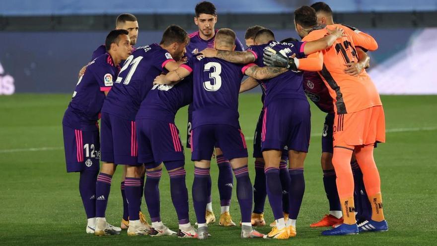 Las imágenes del Real Madrid - Real Valladolid