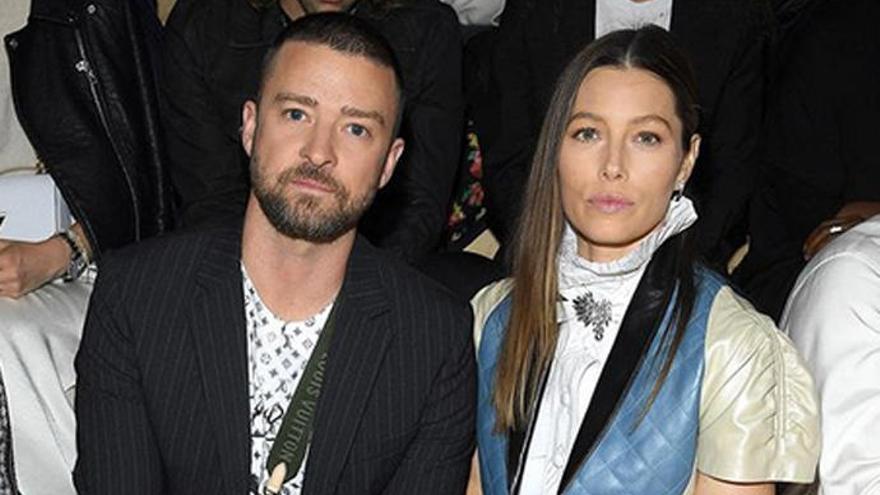 Justin Timberlake pide perdón públicamente a Jessica Biel por sus fotos con Alisha Wainwright
