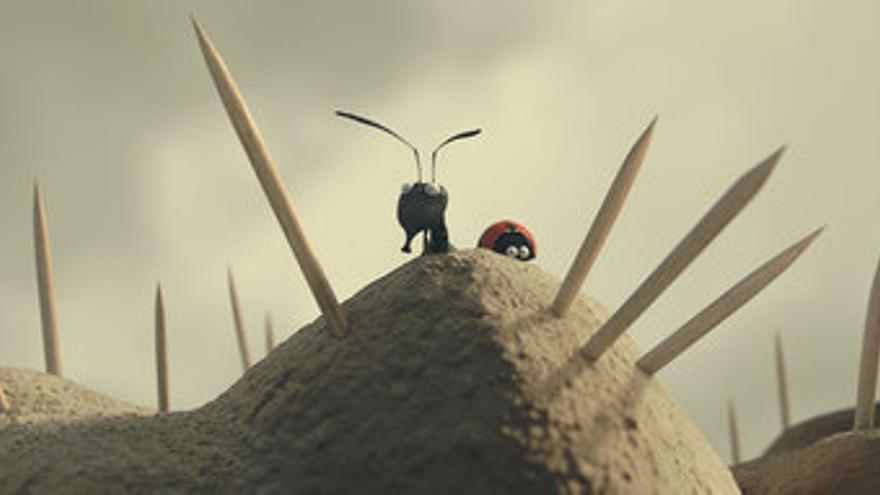 Minúsculos. El valle de las hormigas perdidas